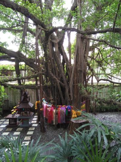 タイ王国バンコクファミリーで2週間-その12 ミレニアム ヒルトン バンコクJrスィート編