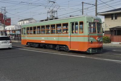 岡山県私鉄も乗り潰しの旅