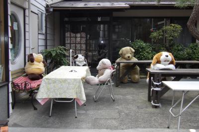 鎌倉・建長寺前のお店