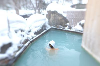 素朴なもてなしがうれしい♪ 白骨温泉 かつらの湯丸永旅館