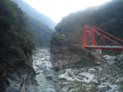 壮大な太魯閣峡谷・清水断崖・七星潭 2,000円の台湾語ツアーに参加してみたところ…