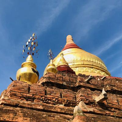 マインドフルネス国家・ミャンマー旅行の覚え書き