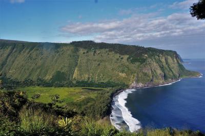 2019ハワイアン航空でハワイ島と思い出のオアフ島へ♪②(ハワイ島一周B級グルメツアー