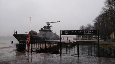 北欧周遊⑤~スオメンリンナ in フィンランド
