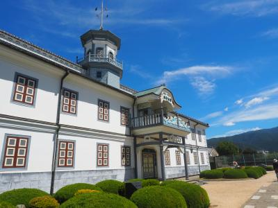 2018年8月、エクシブ蓼科2(松本城と旧開智学校)