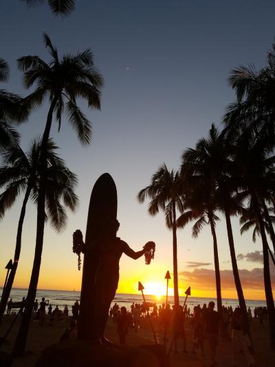 デルタ航空ビジネスクラスで行くハワイ