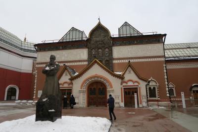 ロシア5つの美術館巡り9日間 15