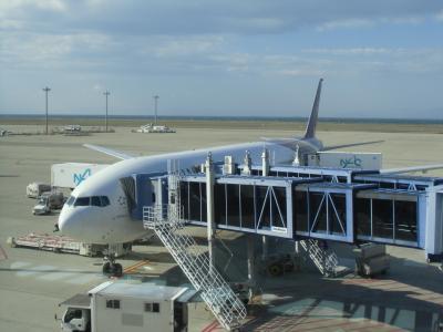 2014.11 ツアーで行ってみたタイランド(1)タイ国際航空に乗ってバンコクへ。