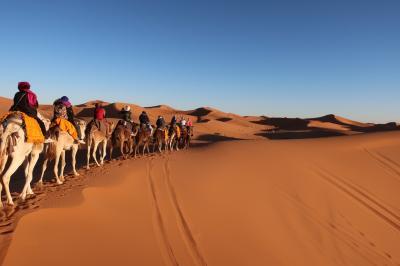 魅惑の迷宮 モロッコ12日間 ②砂漠ツアー