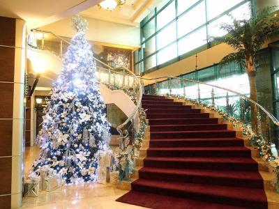 クリスマスのセブに行ってきました!街は華やかでとってもきれいでした。