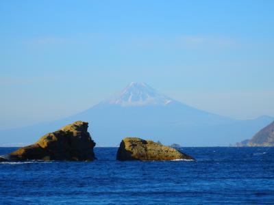 【静岡2019】富士山を巡る旅2019 雲見・三保の松原
