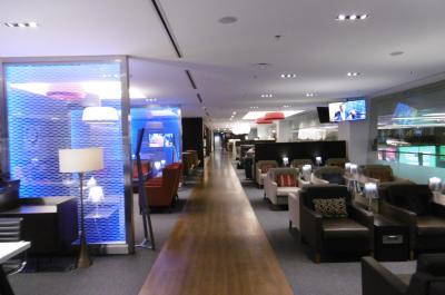 英国航空(British Airways)ラウンジ潜入記(シンガポール・チャンギ空港):静かで気品のある英国紳士のラウンジに長時間滞在!