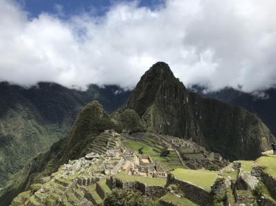 年末年始南米旅行!!