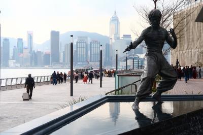 香港★お待ちかね!3年ぶりにリニューアルオープン! ~星光大道Avenue Of Stars~