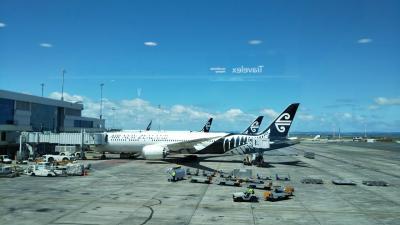 海外一人旅第17段はニュージーランドの大自然に癒される旅 - 出国編