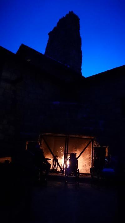 夏のグランドサークル18 ノースリムで朝から夜まで、の~んびり(^_-)-☆