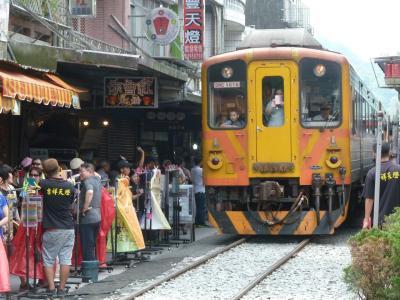 台湾 旅行紀  ローカル線で行く旅