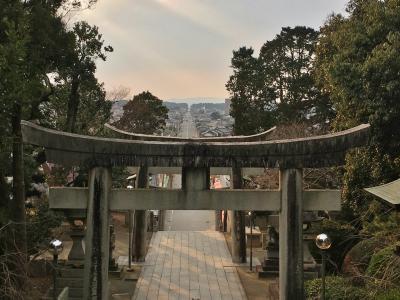 福岡母娘美食の旅☆1日目☆門司港散策&宮地嶽神社