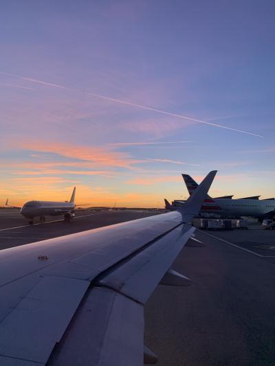 JALで行く 5泊7日カリフォルニア放題!④LAXからゴーアラウンドを経てSFOへ!