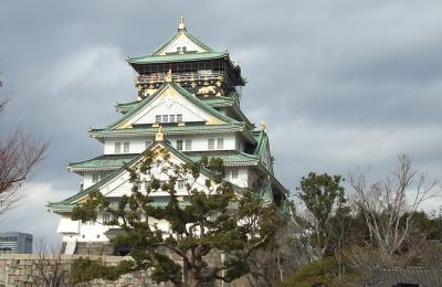 大阪ぶらぶらお散歩~大阪城から天王寺まで