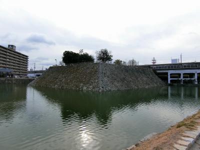 2019年 1月 広島県 三原市 三原城、八天堂本店