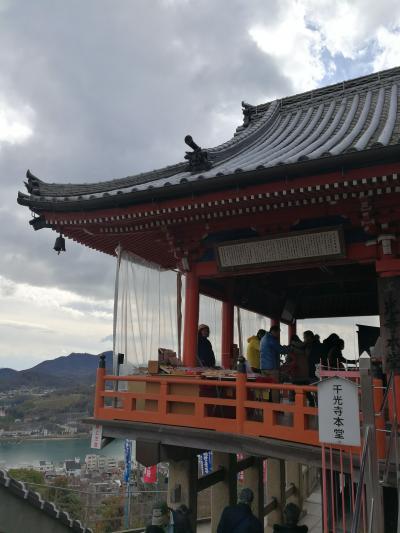 出張帰りにしまなみ海道 (1)尾道散策