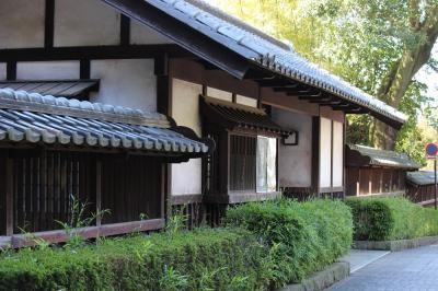 茨城県の小京都、古河市、街歩き。