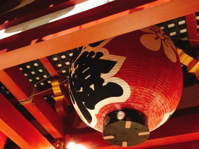 歴史の宝庫・太宰府&とにかく美味い福岡の夜!+温泉の旅 part2