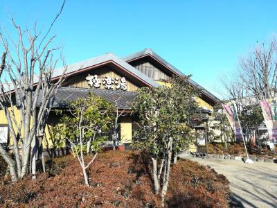 【ちふ散歩】横浜の温泉、芹が谷温泉に行ったよ。バスでふらっといって、温泉は極楽湯の株主優待券で極楽。