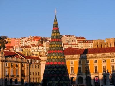 足まめ母娘のポルトガル2人旅~リスボンからポルト~②リスボン観光(アルファマ方面・バイシャ方面)