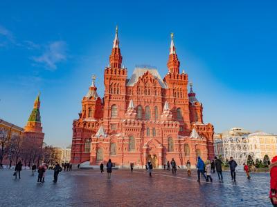 モスクワ観光