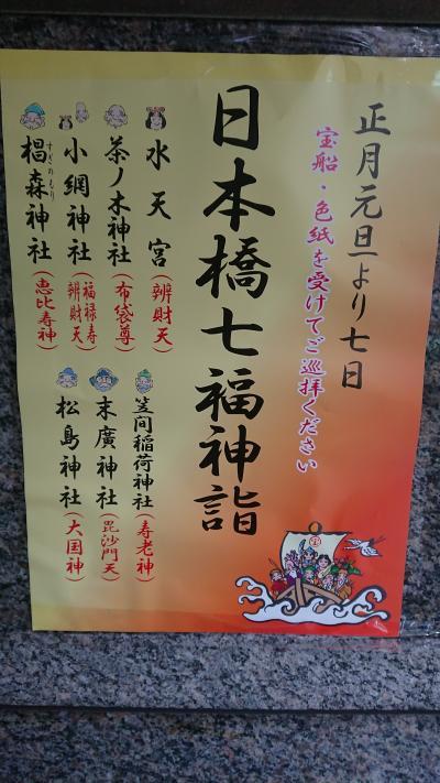 日本橋七福神詣