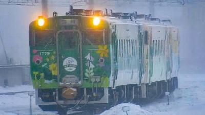 夕張支線ラストランの旅第2弾:団体臨時列車「元気です夕張号」ツアー