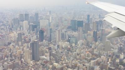 実家帰省がてら、京都3泊&大阪1泊の旅【JAL2050便で福岡~伊丹移動と、一部奇麗になった伊丹空港編】