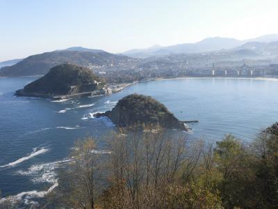 フランス、スペインのバスク地方を訪れる3 サンセバスチャンでバルめぐり、街歩き。