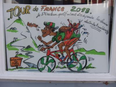 スペイン、フランスバスク周遊4「エスプレット」「サン・ジャン・ピエ・ド・ポー」牛追いの町「パンプローナ」