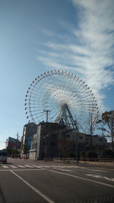 大阪ベイエリアで日帰りポケモンGO歩き