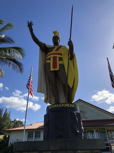 2019,1月 初めてのハワイはハワイ島から №3レンタカーで島巡りをしてみました。北部編