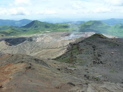 登山2(阿蘇高岳・久住山・大船山・湧蓋山)