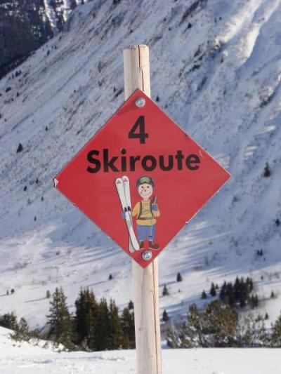 シルヴレッタ山群を滑る ! ガルチュールのオフピステを楽しむ