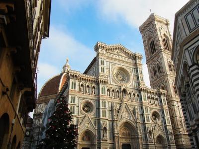 クリスマスシーズンのスペイン&イタリア旅行 (ピサ、フィレンツェ編)