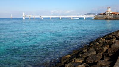 避寒の目的で、沖縄滞在 (2) 恩納村
