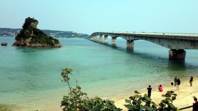 避寒の目的で、沖縄滞在 (3) 古宇利島