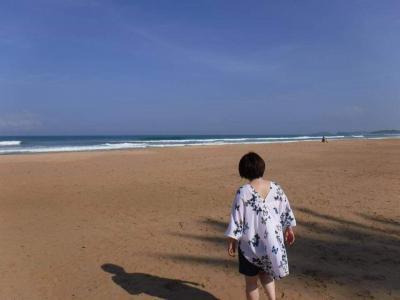 スリランカ 6泊バワの旅③【アバニベントータホテル泊】美しいビーチとプールでのんびり