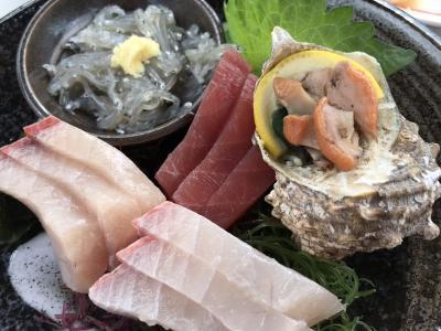 佐島へ海鮮ランチと葉山プリン