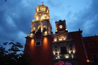 メキシコのコロニアル都市①~ケレタロ