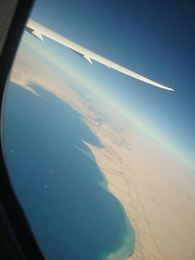エティハド航空で行くエジプト1・目がくらむよ、ツタンカーメンの財宝