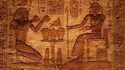 エティハド航空で行くエジプト2---自分大好きラメセス2世の傑作アブシンベル神殿