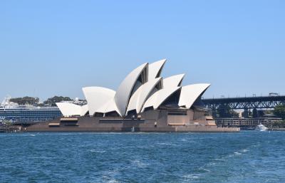 2018年 JGCプレミア目指して最後の追い込み ①シドニー旅行 その1
