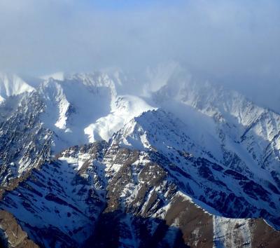 冬のラダック レーからアルチ